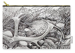 Shed Antler Carry-all Pouch