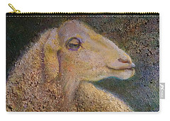 Sheep As Carry-all Pouch