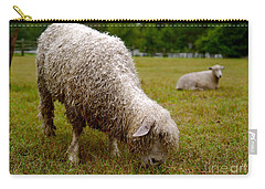 Sheep Begin A New Day Carry-all Pouch