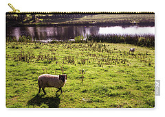 Sheep In Eniskillen Carry-all Pouch