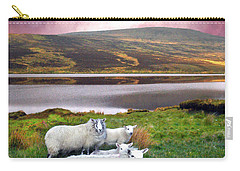 Sheep Of Donegal Carry-all Pouch