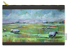 Sheep Of His Field Carry-all Pouch