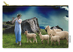 Sheep Whisperer Carry-all Pouch
