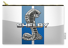 Shelby Cobra - 3d Badge Carry-all Pouch