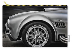 Shelby Cobra Gt Carry-all Pouch by Douglas Pittman