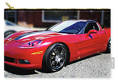 Shelby Corvette Carry-all Pouch