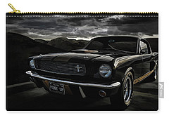 Shelby Gt350h Rent-a-racer Carry-all Pouch by Douglas Pittman