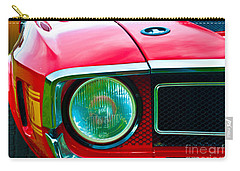 Red Shelby Mustang Carry-all Pouch
