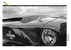 Shelby Super Snake Mustang Grille And Headlight Carry-all Pouch by Gill Billington