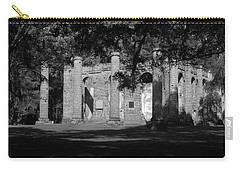 Sheldon Church 7 Bw Carry-all Pouch
