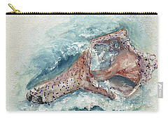Shell Gift From The Sea Carry-all Pouch