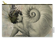 Shell Of Life  Carry-all Pouch