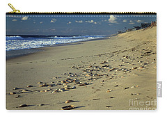 Shells And Waves Carry-all Pouch