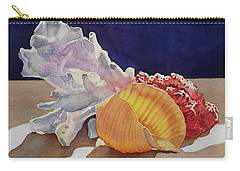 Shells On A Shelf Carry-all Pouch