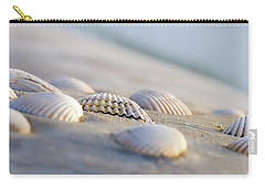 Shells  Carry-all Pouch by Peter Tellone
