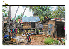 Shelter Home Cambodia Siem Reap I Carry-all Pouch