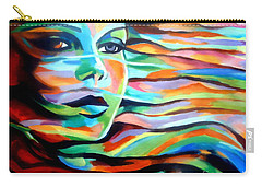 Sheltered By The Wind Carry-all Pouch
