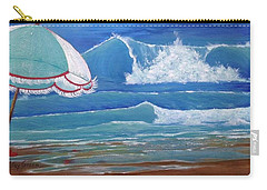 Sheltered Waves Carry-all Pouch