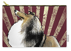 Sheltie Revolution Carry-all Pouch