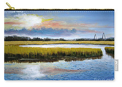 Shem Creek Sky Carry-all Pouch