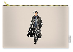 Sherlock - Benedict Cumberbatch Carry-all Pouch