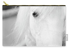 Shetland Pony Carry-all Pouch by Tina Lee