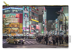 Shibuya Crossing, Tokyo Japan Carry-all Pouch