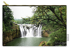 Shifen Waterfall  Carry-all Pouch