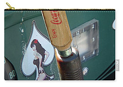 Shifty Coke Carry-all Pouch by Nick Kirby