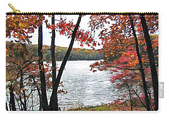 Shimmering Waters Carry-all Pouch