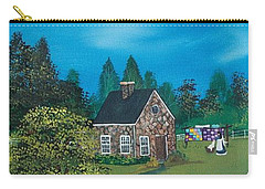 Shine On Carry-all Pouch by Virginia Coyle