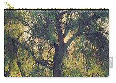 Shine Your Light Carry-all Pouch by Laurie Search