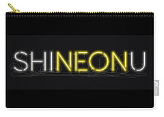 Shineonu - Neon Sign 3 Carry-all Pouch