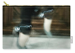 Carry-all Pouch featuring the photograph Shining Shoes by Andrey  Godyaykin