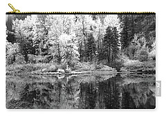 Shining Trees Carry-all Pouch