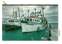 Shinnecock Fishing Vessels Carry-all Pouch