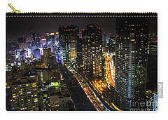 Shiodome Skyline Tokyo Carry-all Pouch