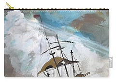Ship In Need Carry-all Pouch