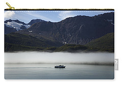 Ship In The Fog Carry-all Pouch