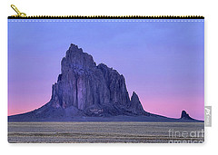 Ship Rock Sunset Carry-all Pouch