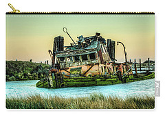Shipwreck - Mary D. Hume Carry-all Pouch