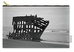 Shipwreck On The Shore Carry-all Pouch