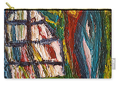 Shipwrecked Carry-all Pouch by Darrell Black
