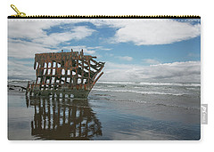 Shipwreck Carry-all Pouch by Elvira Butler