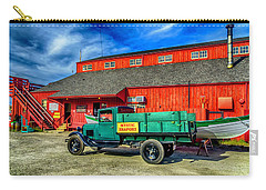 Shipyard Work Truck Carry-all Pouch