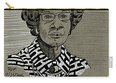 Shirley Chisholm Carry-all Pouch