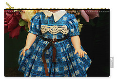 Carry-all Pouch featuring the photograph Shirley by Marna Edwards Flavell