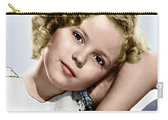 Shirley Temple Carry-all Pouch by Granger