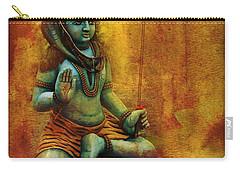 Shiva Hindu God Carry-all Pouch