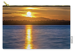 Shoot The Sun Carry-all Pouch